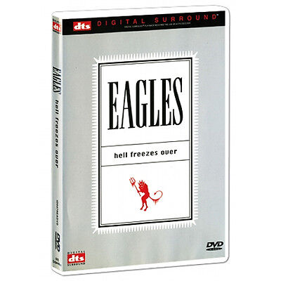 EAGLES : Hell Freezes Over (1994) DVD - New Sealed, Region 3