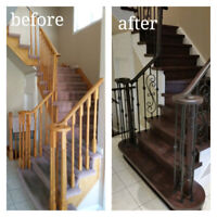 STAIR CAPPING FROM $799