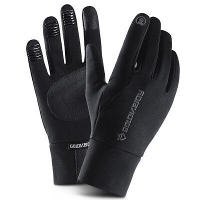 Warm Fahrradhandschuhe Sport handschuhe Winter Touchscreen Wandern Handschuhe