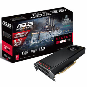 Asus RX 480 Reference 8GB