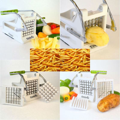 Best Westmark Germany Multipurpose French Fry Cutter Stainless Steel Blades New