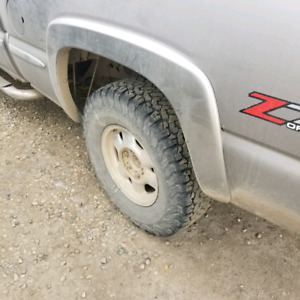 2000 GMC Sierra for parts
