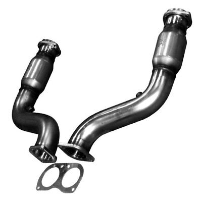 (Kooks Stainless Steel Race Catted Connection Pipes For 2005-2006 PONTIAC GTO V8 )