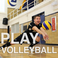 Indoor Volleyball Tournament - Edmonton Sport and Social Club