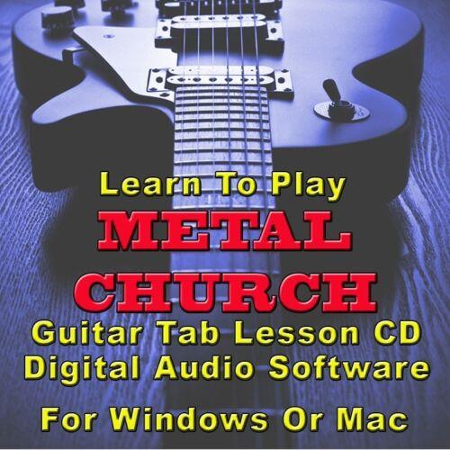 BUSH Guitar Tab Lesson CD Software 17 Songs