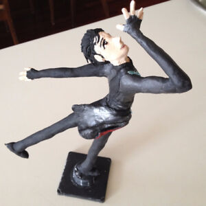 Yuri On Ice Eros Yuuri Sculpture Handcrafted COMMISSIONS