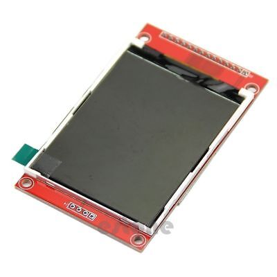 Hot Useful 240x320 2.8 Spi Tft Lcd Serial Port Module With Pcb Ili9341 3.3v