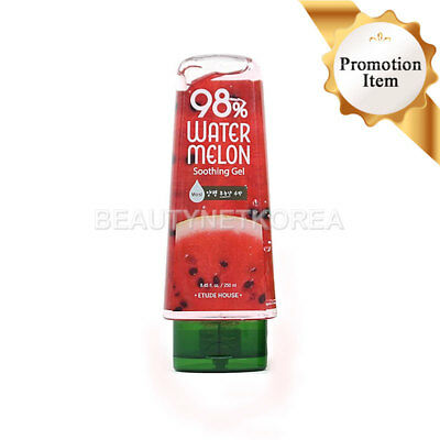 [ETUDE HOUSE] 98% Watermelon Soothing Gel 250ml [Promotion Item]