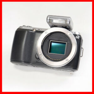 Sony C-3 mirrorless camera + charger + battery, HD video