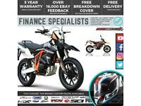 Sinnis Apache SMR 125 EFI 125cc Supermoto WRX *FINANCE & UK/IRELAND DELIVERY*