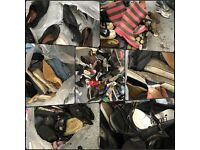 SORTED GRADE B SECOND HAND SHOES