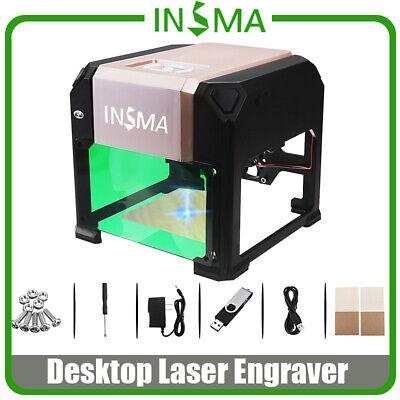 🔥 3000mW Mini USB Laser Engraver DIY Logo Mark Printer Carver Engraving Machine for sale  Shipping to Nigeria