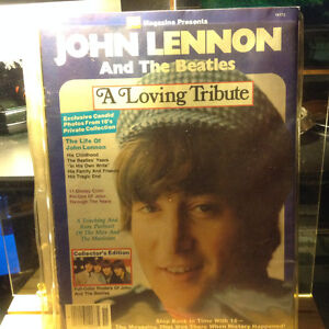 16 MAGAZINE presents: JOHN LENNON And The Beatles~A LOVING TRIBU