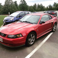 2003 Ford Mustang Coupe (2 door)
