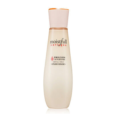 [ETUDE HOUSE]  Moistfull Collagen Emulsion 180ml / Soft & moist texture