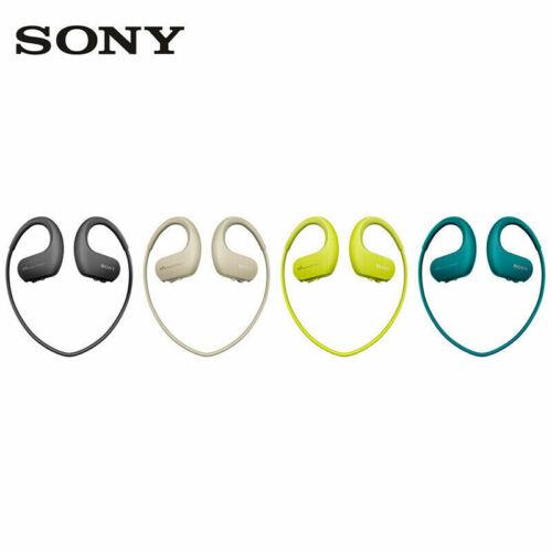 Sony NWWS413 4GB Walkman Wearable Sports MP3 Player Swim Headphone