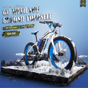 VÉLO FAT BIKE 500 WATTS