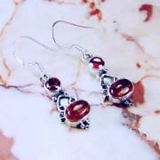 Solid 925 Sterling Silver Earrings