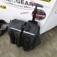 Niche Deluxe Textile Saddle Bags w Rollers and Handle Oshawa / Durham Region Toronto (GTA) Preview