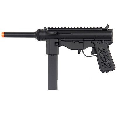 Toy Gun Airsoft Spring Double Eagle Submachine Pistol Replica Training SMG M302F - Toy Submachine Gun