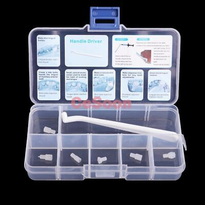 Dental Orthodontic Mould Mini Accessorie Ortho Injection Mold Kit Lingual Retain