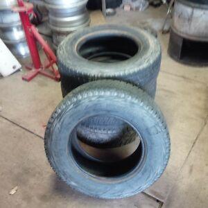 "Set of 15"" Blizzak DM-V1 Winter Tires Kitchener / Waterloo Kitchener Area image 1"