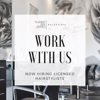 Now Hiring  Full-time/Part-time Licensed Hairstylists