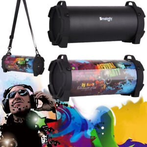 Revival Party Bluetooth Outdoor Super Bass Radio