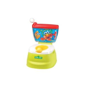 Sesame Street Elmo Adventure Potty Chair, Free Shipping, New