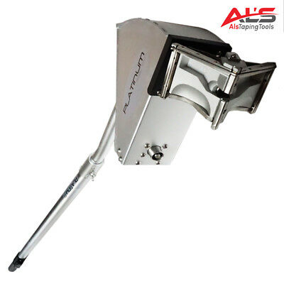 Platinum Drywall Finishing Set W 8 Angle Box3 Angle Head Extendable Handle