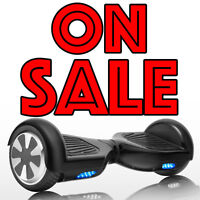 IO HAWK HOVERBOARD SEGWAY - FREE CARRYING CASE + REMOTE CONTROL
