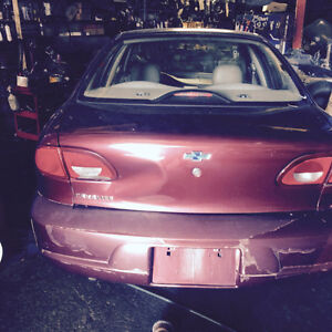 2001 Chevy Cavalier Parts for Sale
