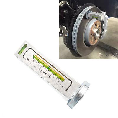 - Adjustable Magnetic Gauge Tool Camber Castor Strut Wheel Alignment Truck Car US