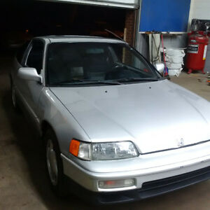 1991 Honda CRX SI SPECIAL EDITION Coupe (2 door) Kitchener / Waterloo Kitchener Area image 6