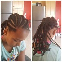 Looking for someone who can Braid hair* PLEASE READ THE AD *