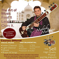 Music lessons in Mississauga