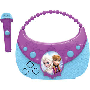 KIDdesigns Frozen Sing Along Boombox