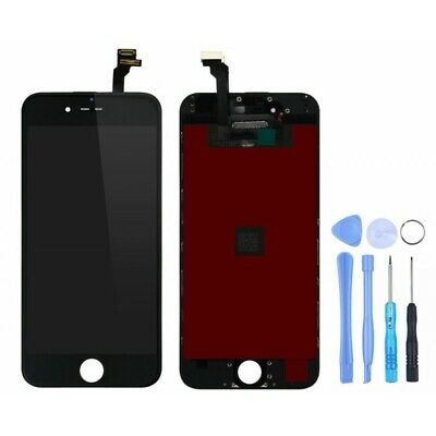 BLOC COMPLET ECRAN LCD VITRE TACTILE IPHONE 6 Noir