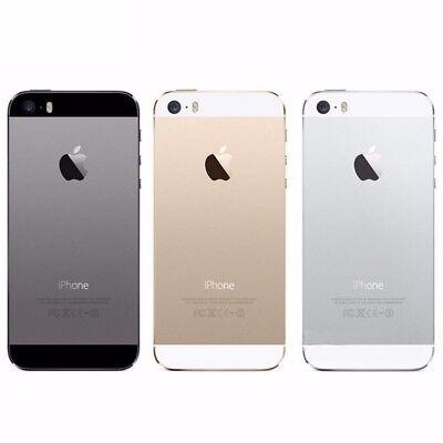 NEW Apple iPhone 5S Unlocked 4G Smartphone 16GB 32GB 64GB Gold/Silver/Space Grey](iphone 5s 32gb unlocked new)