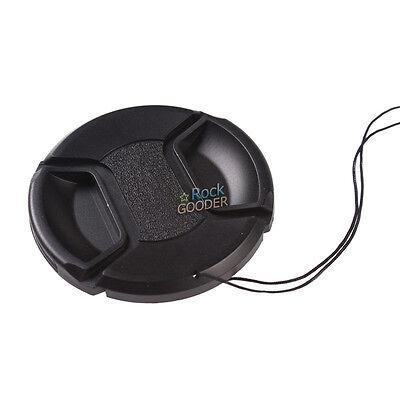 Lens Cap 52 mm For All Lenses & Cameras Lens Cap Cap Protective Cover rg UK