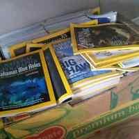 National Geographic Books / Magazines