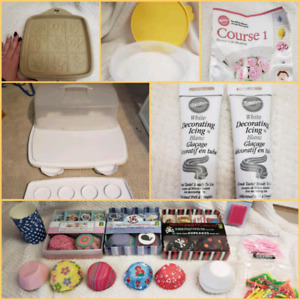 Baking Items!!