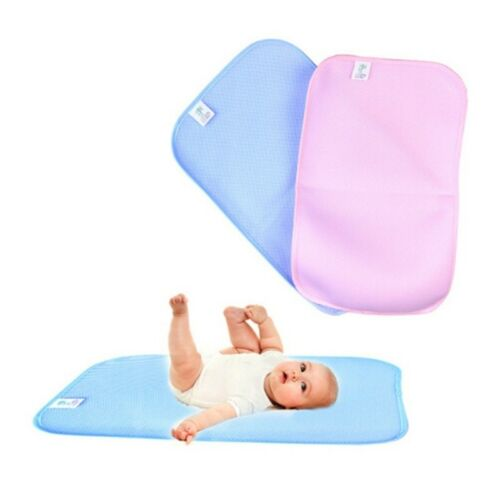 Washable Baby Infant Diaper Nappy Urine Mat Kid Bedding Changing Cover Pad Soft