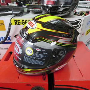 Bell Vortex Motorcycle Helmet Only $150 Re-Gear Oshawa