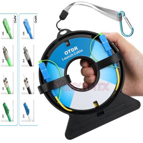 OTDR Launch Cable Ring OTDR Dead Zone Eliminator 150/300/500m/1KM/2KM Fiber Ring