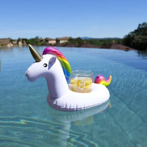 Unicorn Cup Inflatable Pool Toy Float
