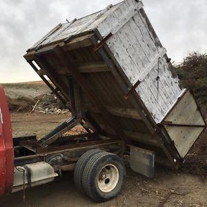 1982 Chevrolet C/K Pickup 3500 Dump Truck