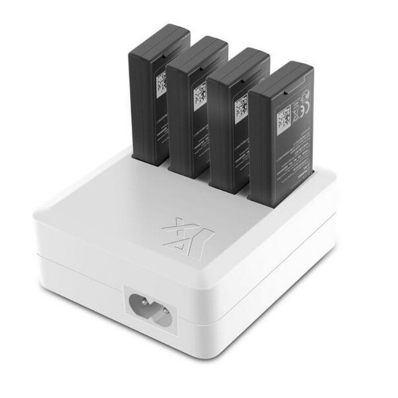 4in1 Multi Battery Charger Hub RC Intelligent Quick Charging For DJI Tello Drone