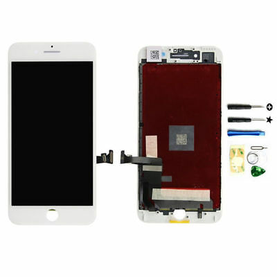 For iPhone 7 Additional 5.5'' OEM White LCD Display+Touch Screen Digitizer Assembly