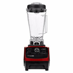 NEW Kenmore Pro Heavy Duty Professional Blender RED